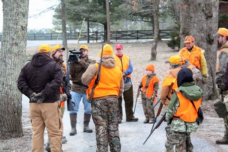 youth hunting meeting